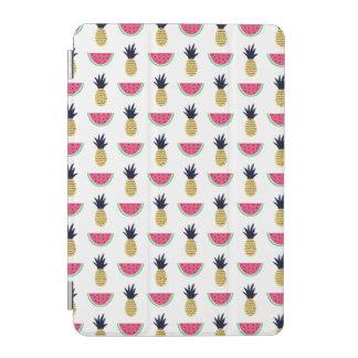 Protection iPad Mini Motif mignon de griffonnage d'ananas et de