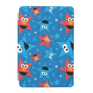 Protection iPad Mini Motif patriotique d'Elmo et de monstre de biscuit