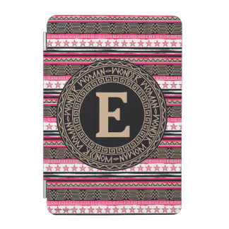 Protection iPad Mini Motif tribal de femme de merveille