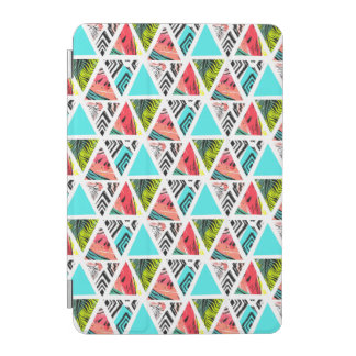 Protection iPad Mini Motif tropical abstrait coloré