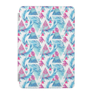 Protection iPad Mini Motif tropical de feuille d'aquarelle abstraite