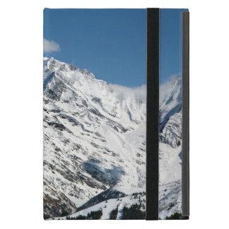 Protection iPad Mini Mt. Blanc avec des nuages