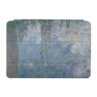 Protection iPad Mini Nénuphars de Claude Monet | : Saules pleurants,