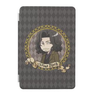 Protection iPad Mini Noir de Sirius d'Anime
