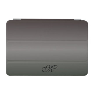 Protection iPad Mini Nuances de monogramme noir