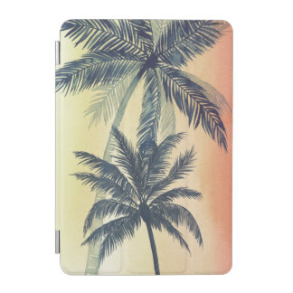 Protection iPad Mini Palmettes tropicales