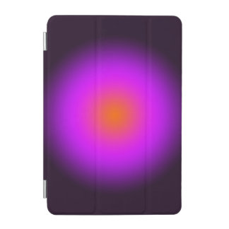 Protection iPad Mini Personnalisez - Halloween pourpre, orange, noir