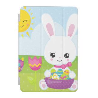 Protection iPad Mini Petit lapin de Pâques mignon