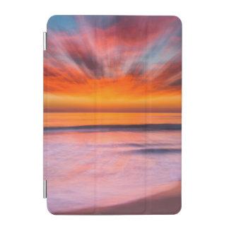 Protection iPad Mini Plage | Carlsbad, CA de Tamarack de coucher du