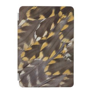 Protection iPad Mini Plumes de pluvier doré