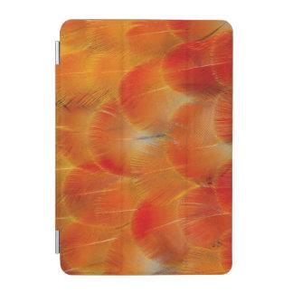 Protection iPad Mini Plumes oranges d'ara de Camelot