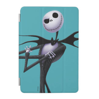Protection iPad Mini Position de Jack Skellington |