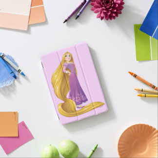 Protection iPad Mini Princesse Power de Rapunzel |
