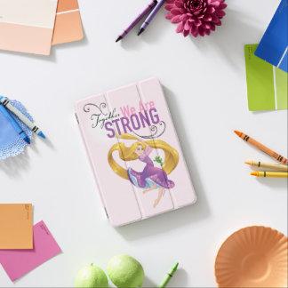 Protection iPad Mini Rapunzel | ensemble nous sommes forts