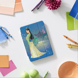 Protection iPad Mini Rêveur courageux de Mulan |