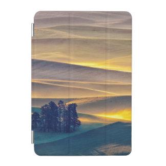 Protection iPad Mini Rolling Hills de blé au lever de soleil | WA