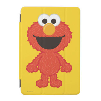 Protection iPad Mini Style de laine d'Elmo