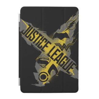 Protection iPad Mini Symboles de ligue et d'équipe de justice de la