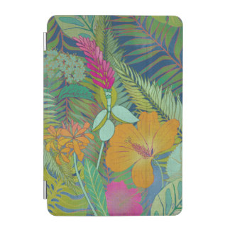 Protection iPad Mini Tapisserie tropicale II