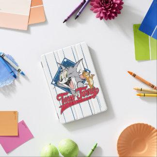 Protection iPad Mini Tom et Jerry   Tom et Jerry sur le diamant de