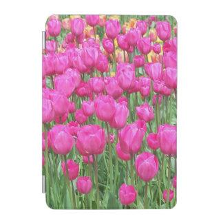 Protection iPad Mini Tulipes roses florales