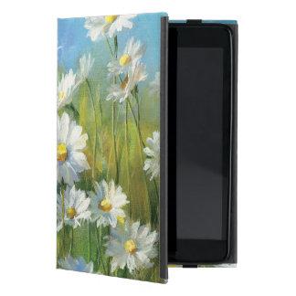 Protection iPad Mini Un champ des marguerites blanches