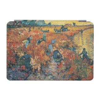 Protection iPad Mini Vignobles de rouge de Vincent van Gogh | chez