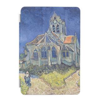 Protection iPad Mini Vincent van Gogh | l'église à l'Auvers-sur-Oise