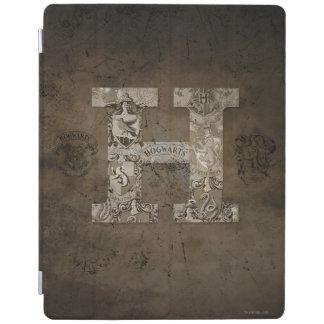 Protection iPad Monogramme de Harry Potter | Hogwarts