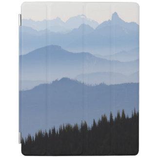 Protection iPad Montagnes de cascade du parc national de mont