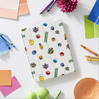 Protection iPad Motif de caractère de Sesame Street