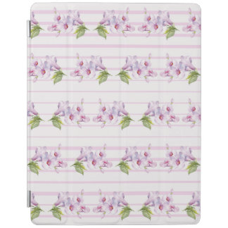 Protection iPad Motif floral