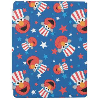 Protection iPad Motif patriotique d'Elmo