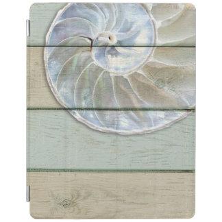 Protection iPad Nautilus Shell