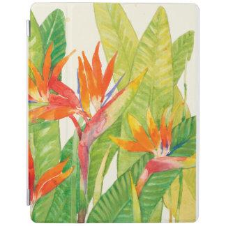 Protection iPad Oiseau des fleurs | du paradis tropical