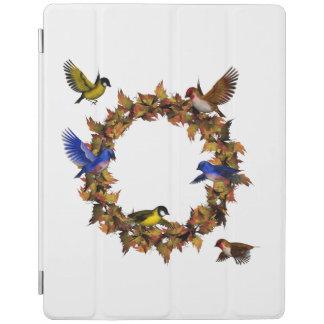Protection iPad Oiseaux d'automne