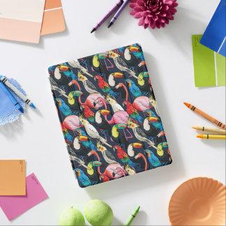 Protection iPad Oiseaux exotiques
