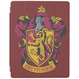 Protection iPad Or et rouge de crête de Harry Potter   Gryffindor