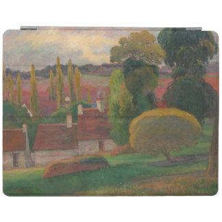 """Protection iPad Paul Gauguin """"ferme dans la copie d'art de la"""