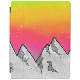 Protection iPad Paysage de scène de montagne