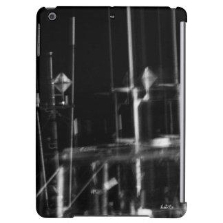 protection ipad photo noir et blanc