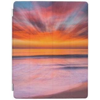 Protection iPad Plage | Carlsbad, CA de Tamarack de coucher du