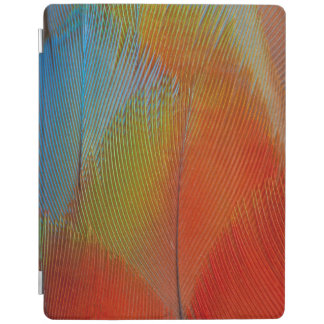 Protection iPad Plumes Faucon-Dirigées de perroquet