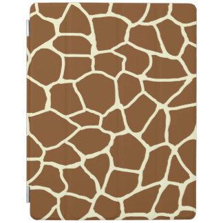 Protection iPad Poster de animal sauvage de motif de girafe