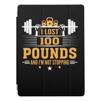 Protection iPad Pro 100 livres perdues de forme physique de arrêt d'Im