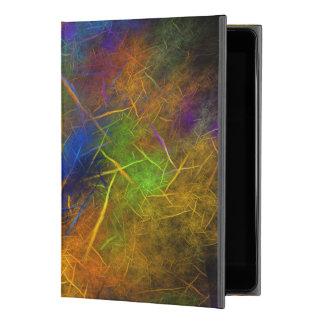 """Protection iPad Pro 9.7"""" Foudre de fractale (flamme de tempête)"""