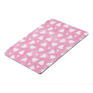 Protection iPad Pro Amoureux tacheté