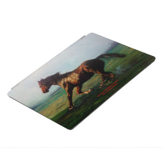 Protection iPad Pro Coq/Gaulois/Rooster