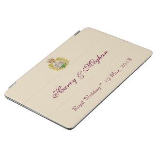 Protection iPad Pro Couverture d'iPad royal de Harry et de mariage de