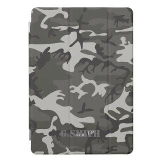 Protection iPad Pro Cover Camouflage gris. Camo votre